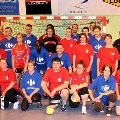 Loisir vs Carrefour 27/10/2014