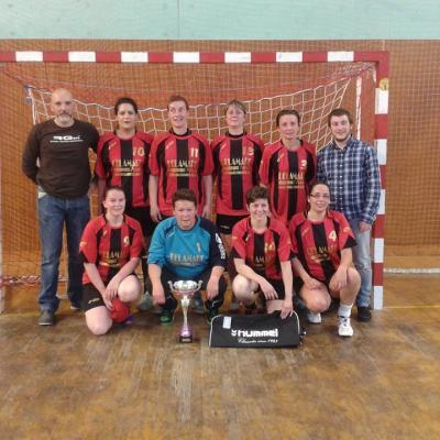 2F - Vainqueurs Coupe 76 - 2014/2015