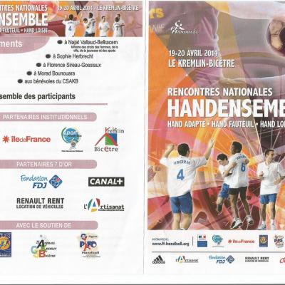 Rencontres Nationales HandEnsemble 04-2014