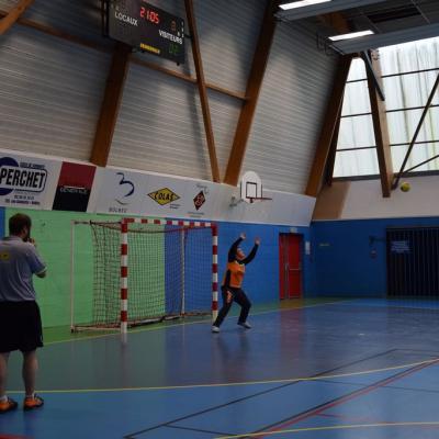 2F vs St Nicolas 08/10/2017