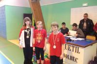 Critérium du Jeune Handballeur 25/03/2015