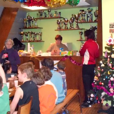 Ecole de Hand - Tournoi de Noel 2012