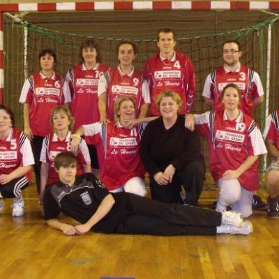 Match Loisir à Gravenchon 14-12-2010