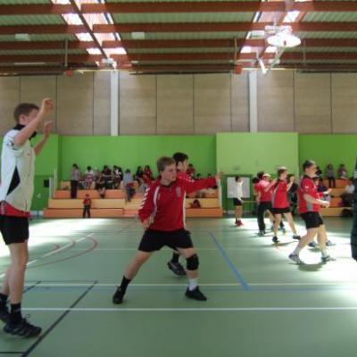 Finale Championnat -16M 22/05/2010