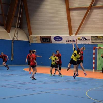 1F vs Montivilliers 17/02/2018