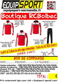 Boutique rcb 5 cubes
