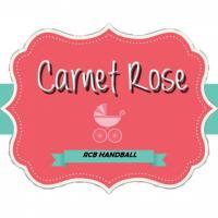 Carnet rose rcb