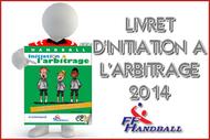 Livret initiation a l arbitrage 2014