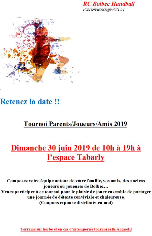 Tournoi parents